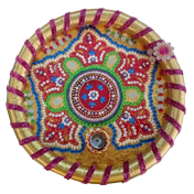 Decorated / Aarthi Plates  sc 1 th 176 : marriage plate decoration - pezcame.com