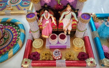 Astounding Aarathi Plates For Wedding Gallery - Best Image Engine ...
